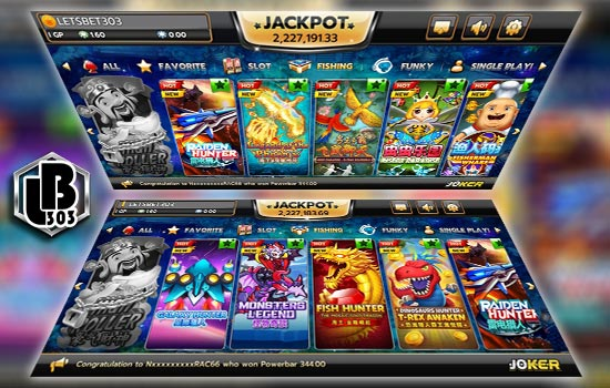 List Game Tembak Ikan Online Joker123 Di Kategori Fishing