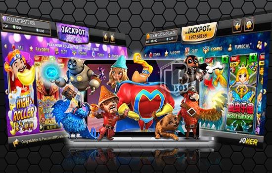 Situs Slot & Tembak Ikan Online Joker123 Terbaru