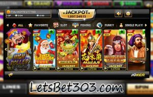 Daftar Slot Online Joker123 Paling Onfire Tahun 2020
